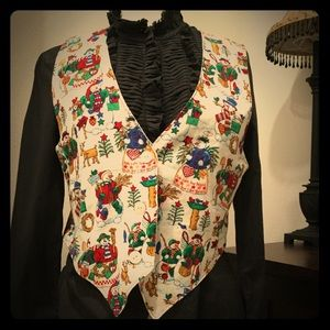 Holiday Christmas Vest